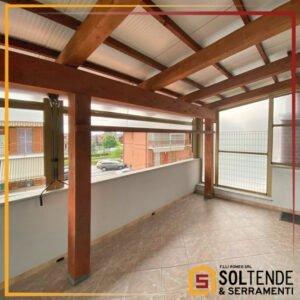 Tenda Veranda per Balcone - Vendita e Installazione a Torino e Provincia