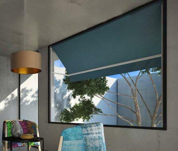 Tenda Veranda Mono Rullo Estiva - Vendita e Montaggio a Torino e Provincia
