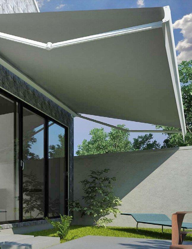 Tenda a Bracci con Cassonetto - Vendita e Installazione a Torino e Provincia