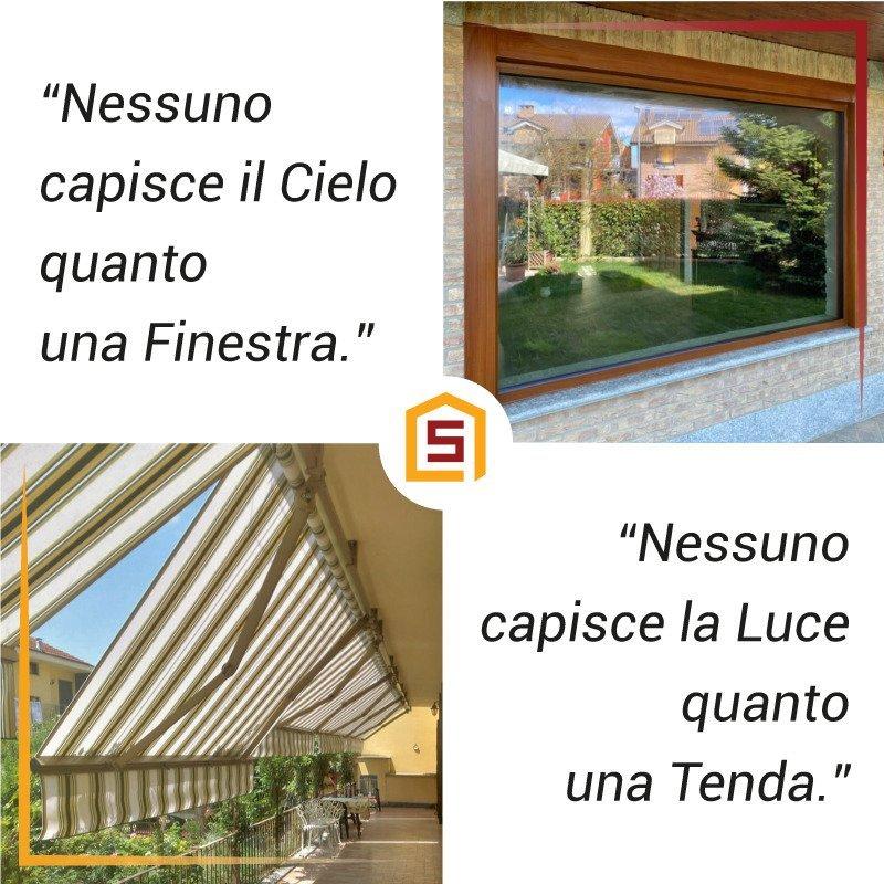 Tende e da Sole e Serramenti a Torino e Provincia - Vendita e Montaggio